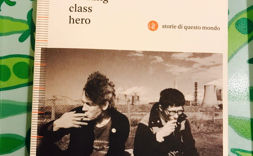 """108 metri. The new working class hero"" di Alberto Prunetti"